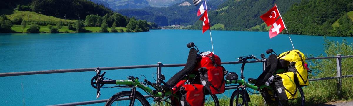 La Suisse à travers nos yeux