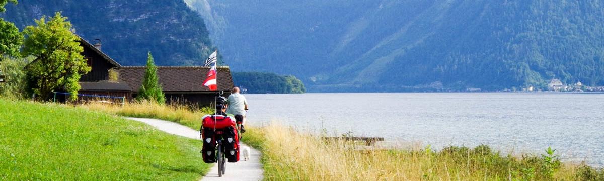 Des Alpes à Hallstatt et autres lacs du Salzkammergut