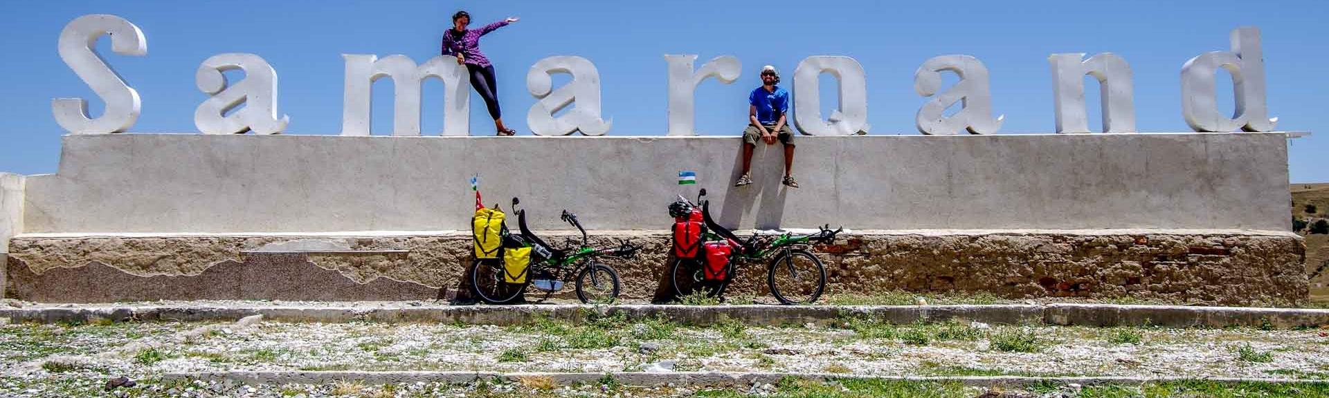Bisikletçi istilası; Semerkant