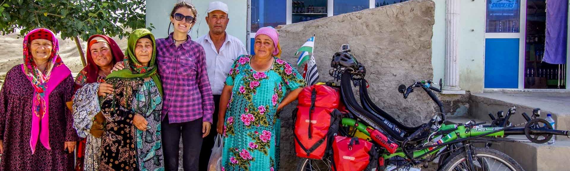 Acısıyla tatlısıyla elveda Özbekistan