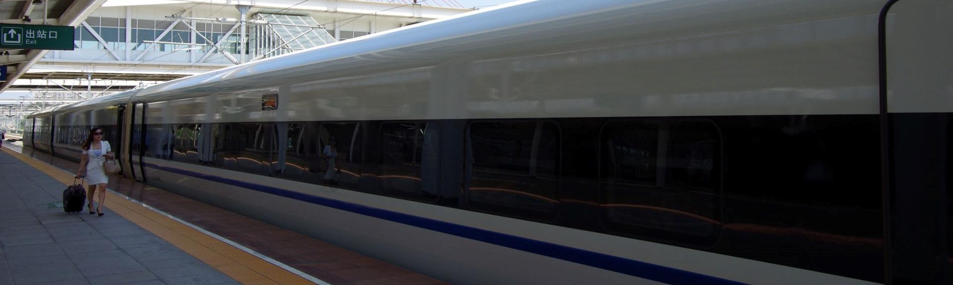 Çin'de tren bileti nasıl alınır?