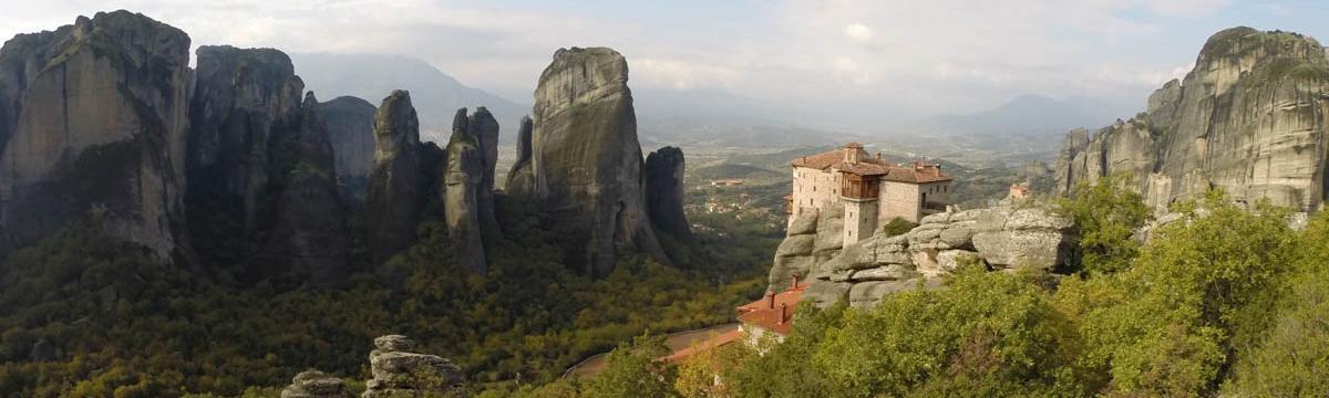 La Grèce à travers nos yeux