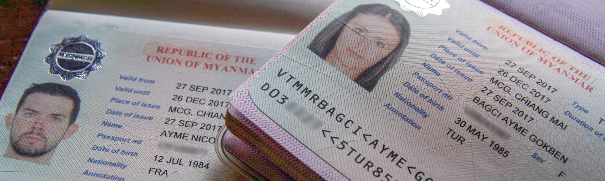 Myanmar vizesi nasıl alınır ?